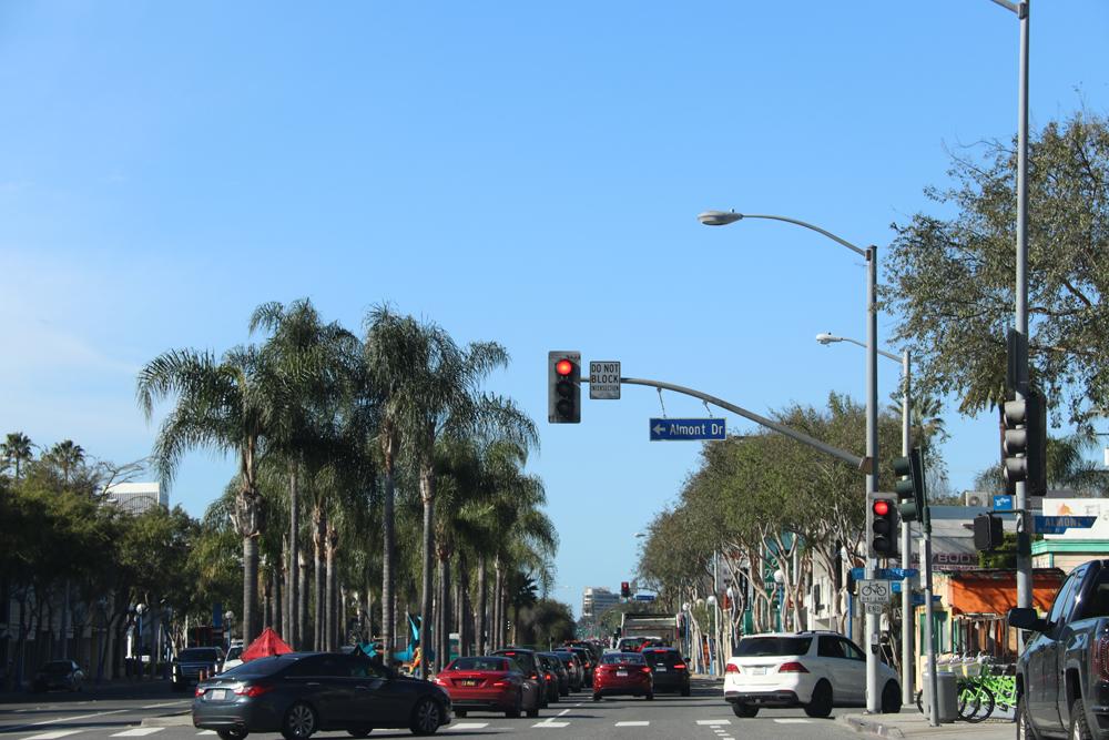 Los Angeles -vinkit autoiluun pähkinänkuoressa 2