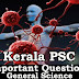 Kerala PSC - Important and Expected General Science Questions - 33