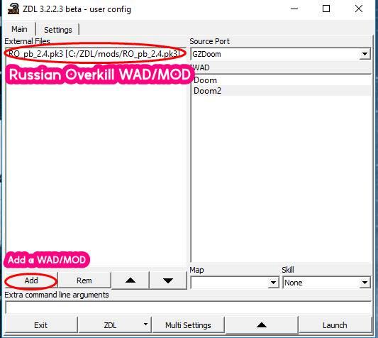 ModLand: How To Install DOOM WADs?