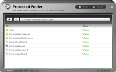 IObit Protected Folder Virus Solution Provider