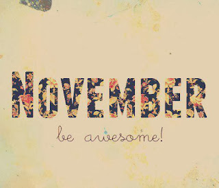 Welcome November Quotes, and Sayings