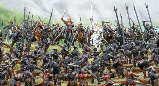 Big Changes to Magic Powers: Middle Earth Strategy Game