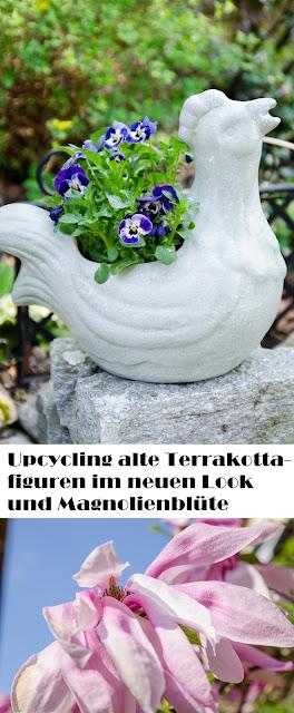 Gartenfiguren Magnolie