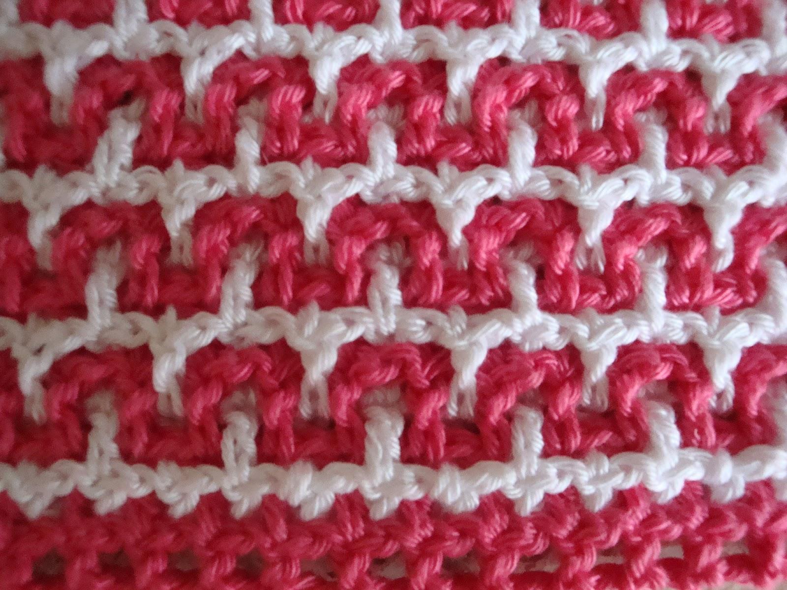 Annas Haakwerk Interlocking Crochet Dubbelzijdig Haakwerk