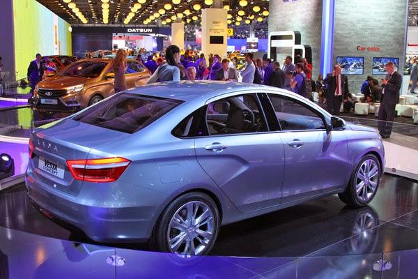 отзывы о седане Lada Vesta его владельцев