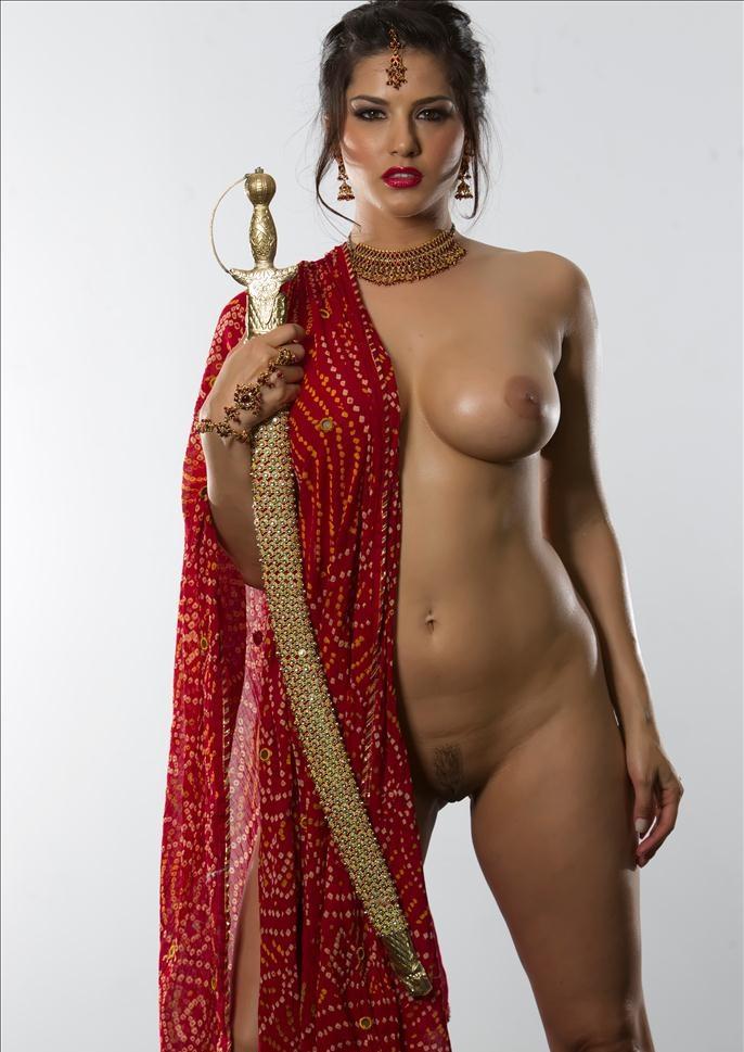 sunny leone naked