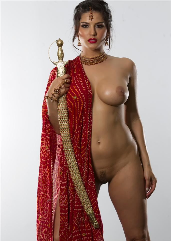 Exotic nude indian dancer #4