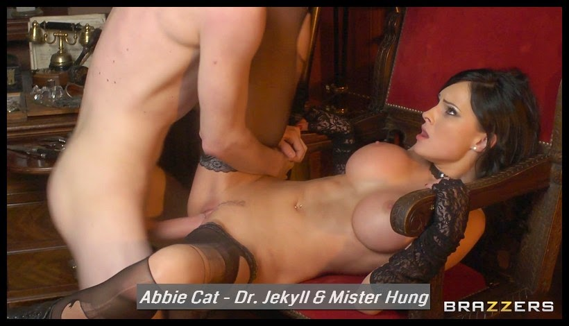 Abbie Cat - Dr. Jekyll & Mister Hung