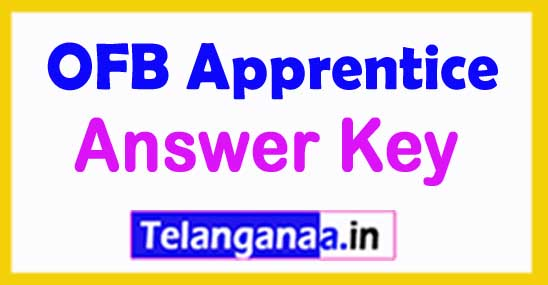 OFB Apprentice Answer Key 2018