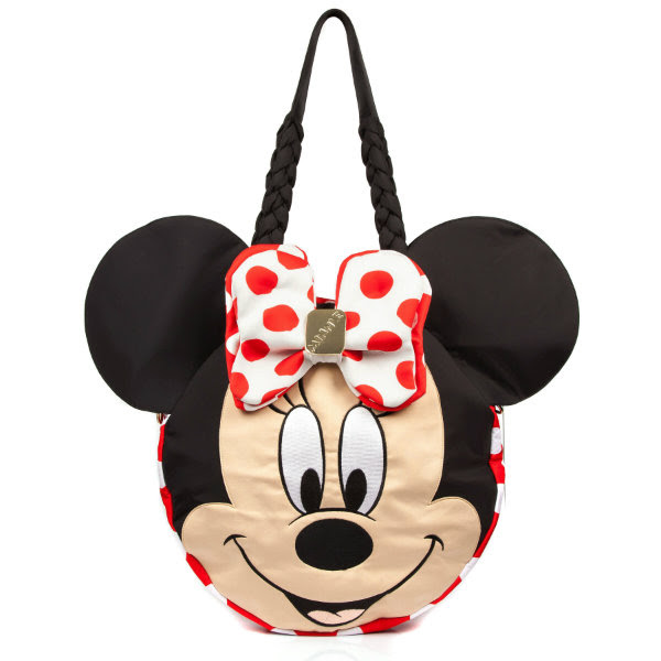 irregular choice disney minnie mouse bag preview