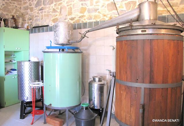 La Vecchia Distilleria di Vallebona