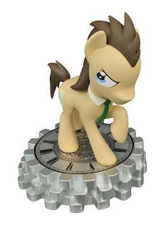 MLP Dr Whooves Diamond Select Vinyl Bank