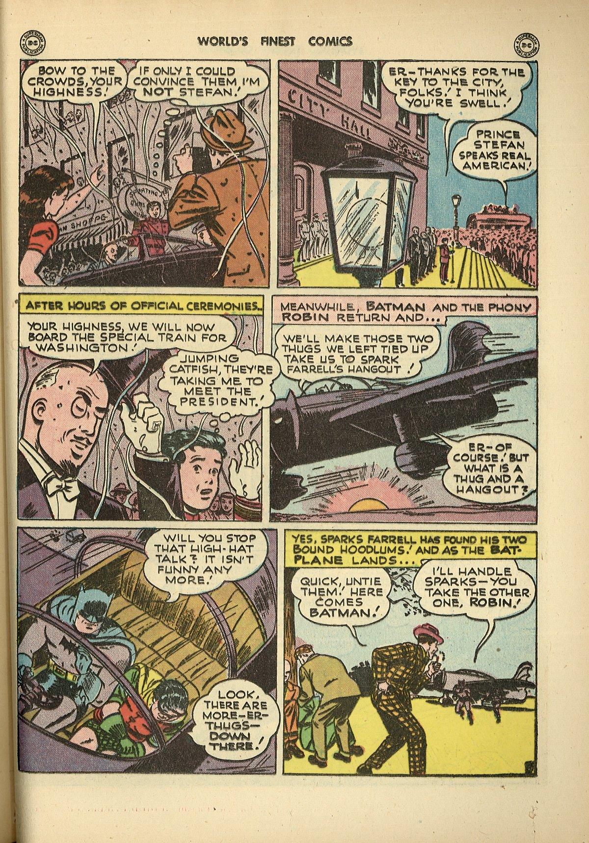 Read online World's Finest Comics comic -  Issue #26 - 67