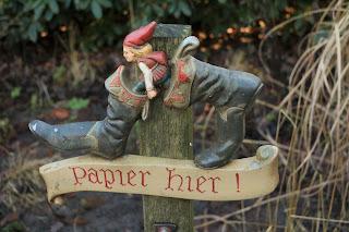 Papier Hier, Efteling