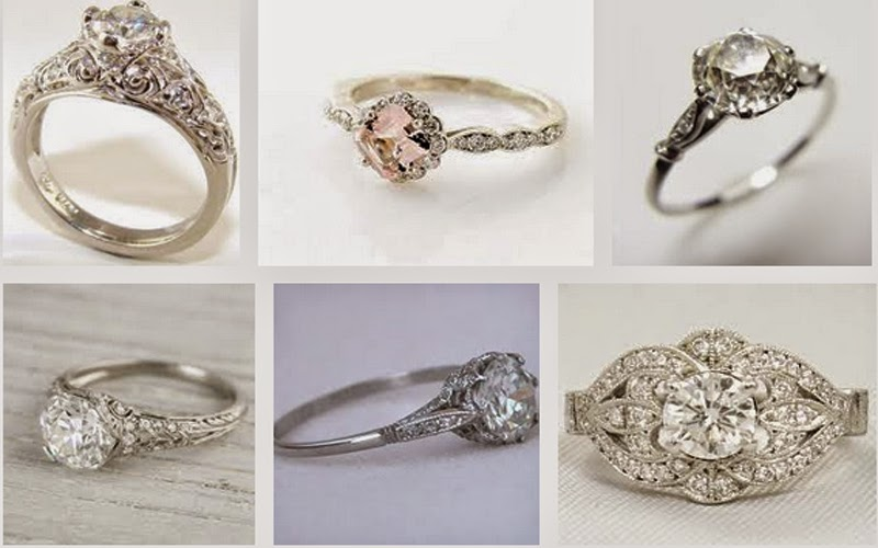 Cheap Vintage Wedding Rings Wedding Rings For Women