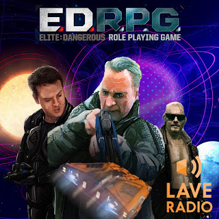 Lave Radio RPG Artwork