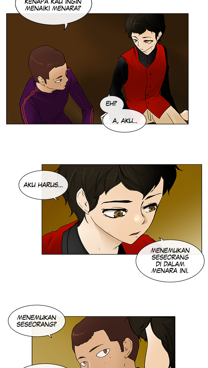 Tower of God Bahasa indonesia Chapter 14