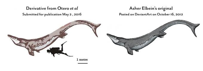 The Case of the Stolen Tylosaurus