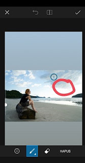 Cara Menghapus Coretan Di Foto Android Tanpa Merusak Foto