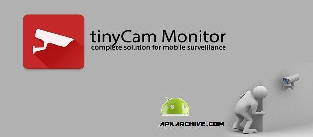 tinyCam Monitor Pro Apk Telefondan Kamera izleme programı indir