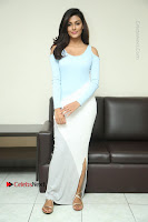 Anisha Ambrose Latest Pos Skirt at Fashion Designer Son of Ladies Tailor Movie Interview .COM 0623.JPG
