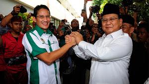 Prabowo Pilih Sandiaga Uno Jadi Cawapres 2019