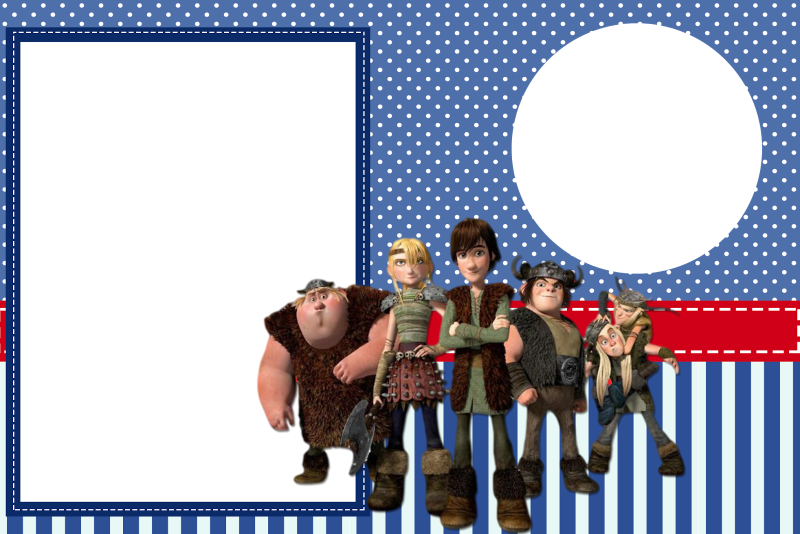 How To Train Your Dragon Free Printable Invitations Oh