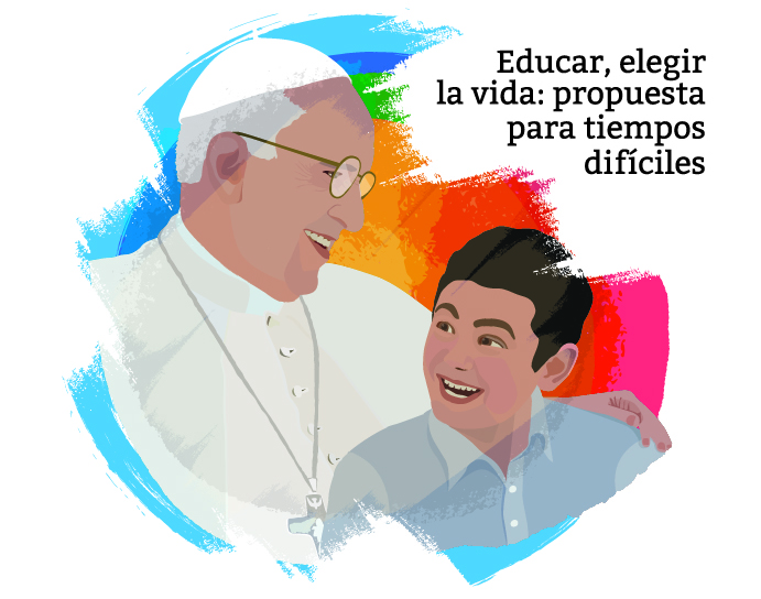 El Papa y Scholas
