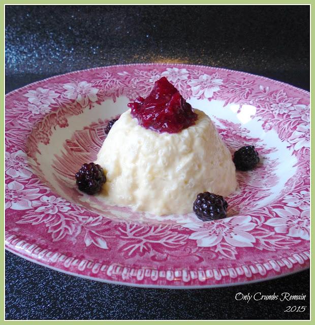 Empress Rice Pudding