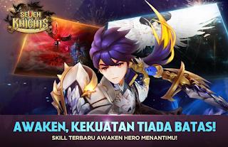 Seven Knights MOD APK v2.1.30 Update Versi Terbaru Gratis Download Android