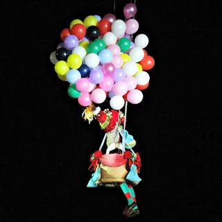 O Palhaço Voa com Os Balões (Jéber Costa), Simplesmente Natal, Canela