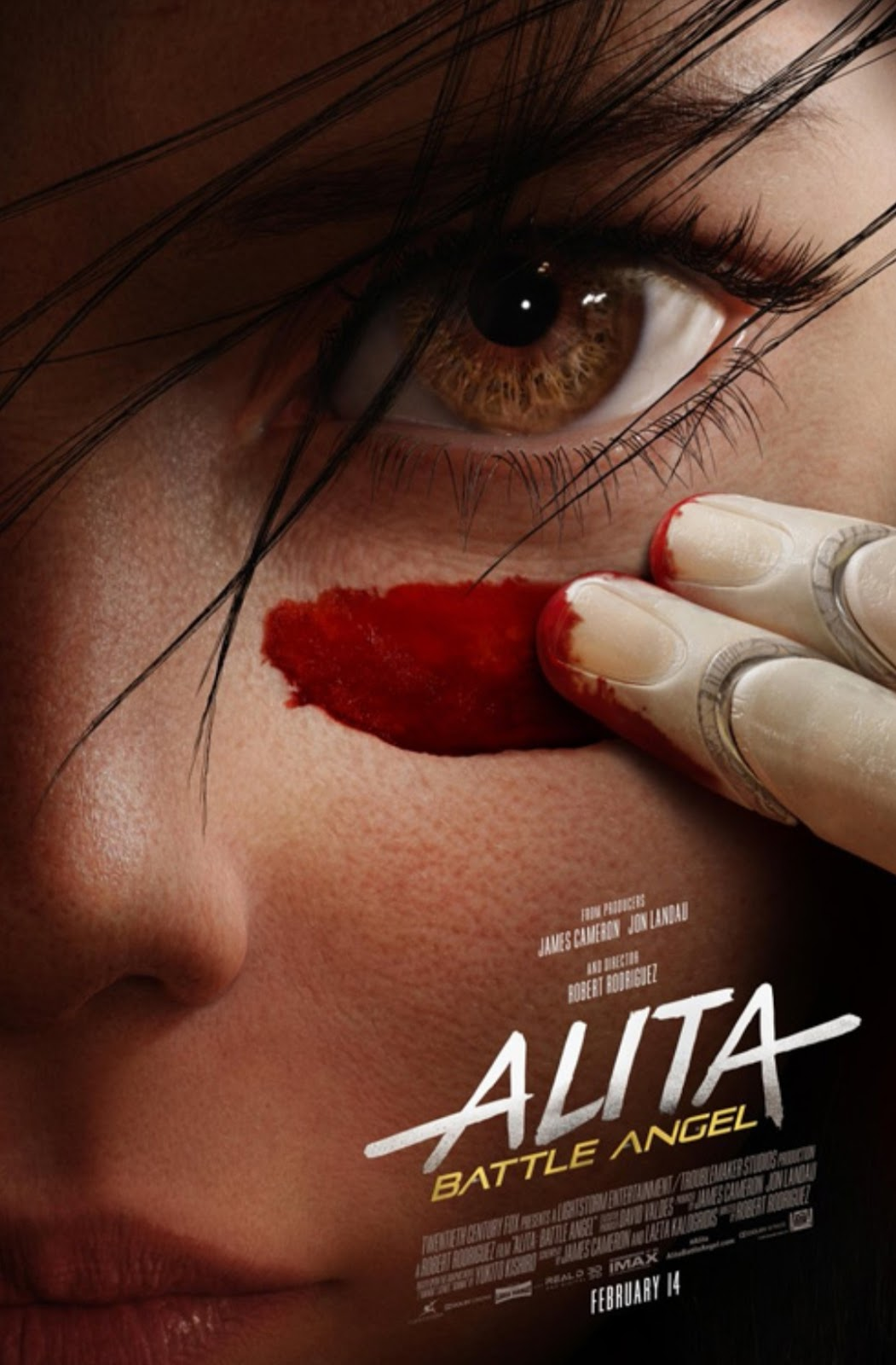Download Film Alita: Battle Angel (2019) Full Movie Indonesia