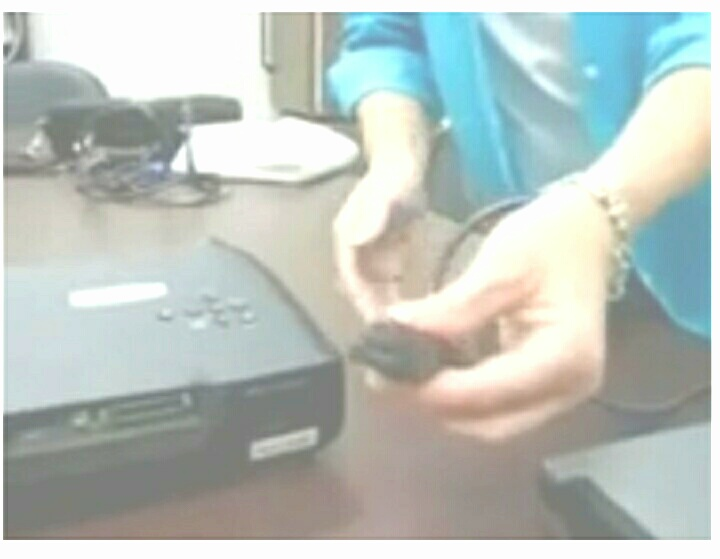 Cara praktis menyambungkan tv ke lcd projector