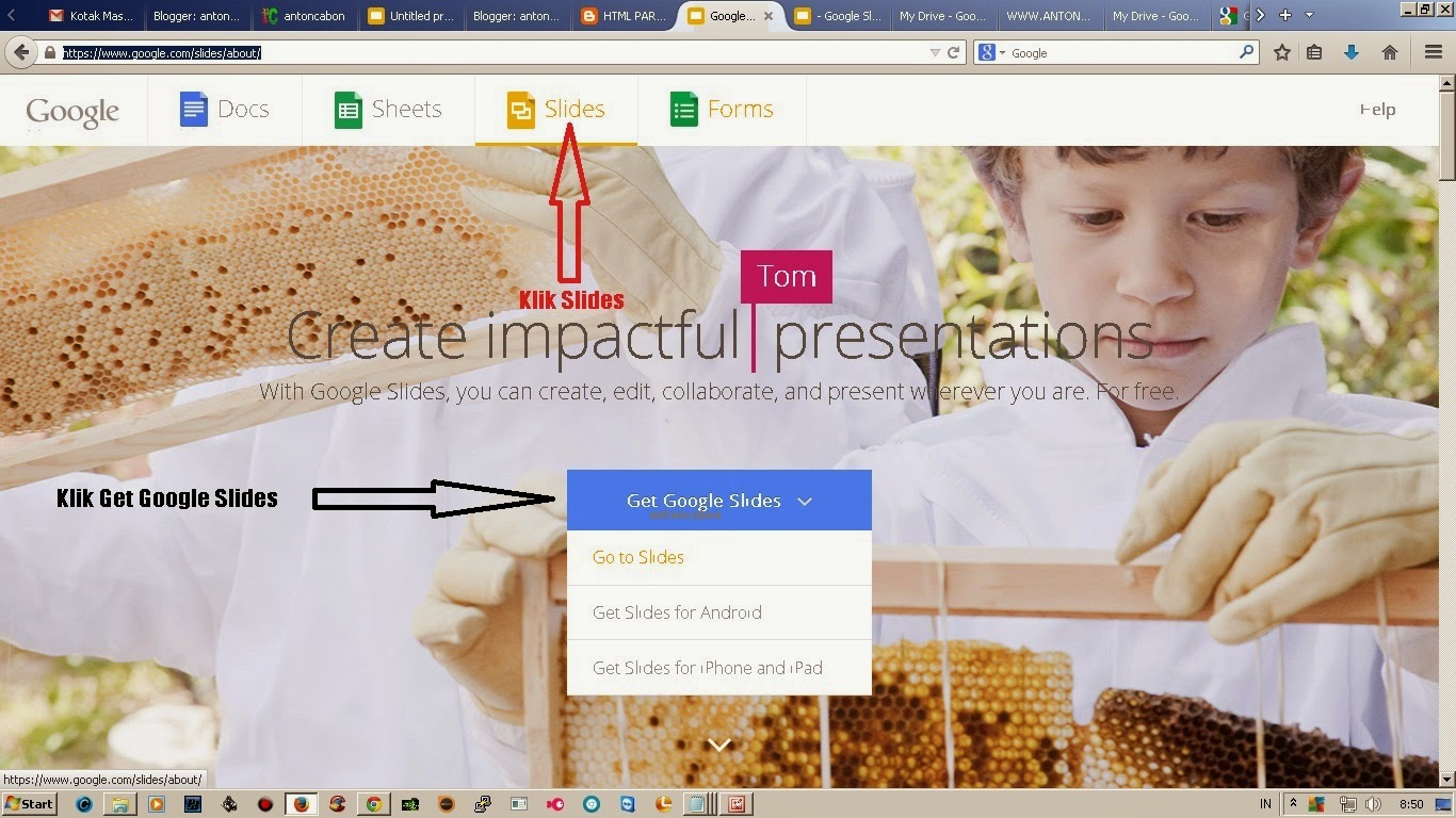 Slides Google