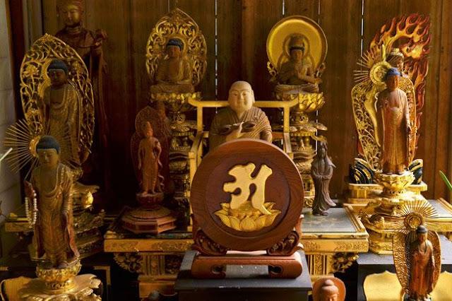 religión japonesa sintoísmo y budismo de japón