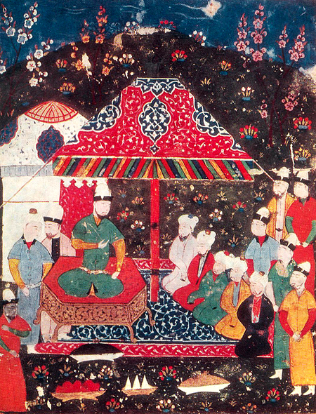 Ghazan Khan being critized by Ibn Taymiyya