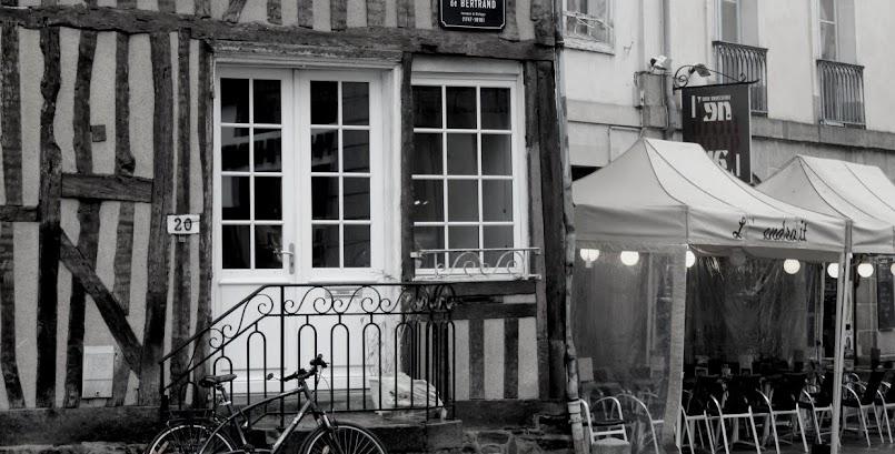 Rennes i mój pierwszy konkurs fotograficzny / Rennes et mon premier concours photo