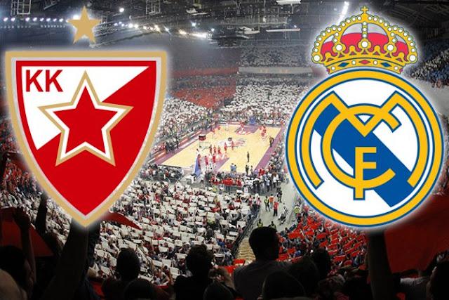 Crvena zvezda - Real Madrid UŽIVO PRENOS ONLINE