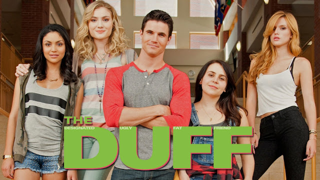 Minha opinião sobre o filme adolescente com comédia e romance: the duff