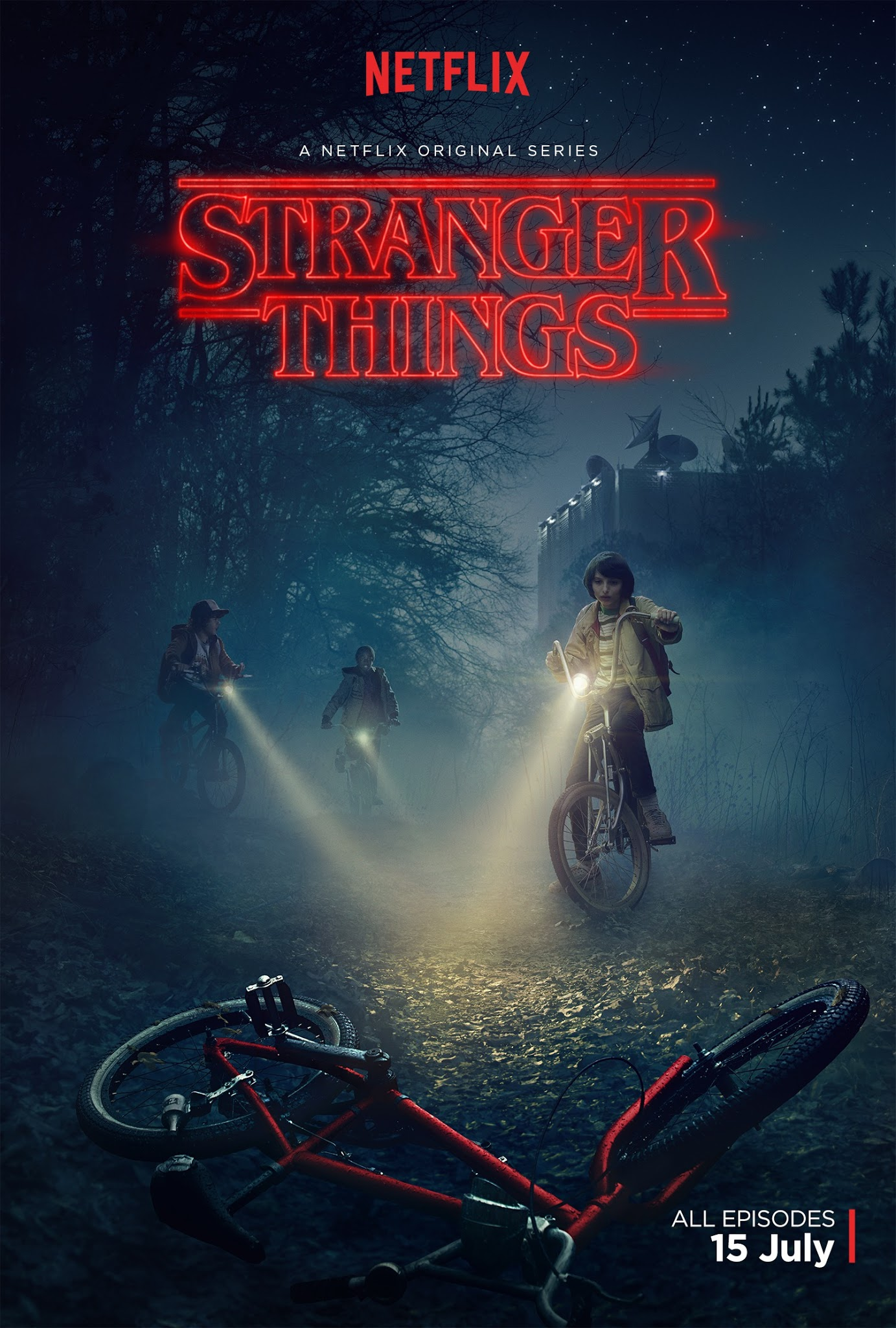 Stranger Things Ikäraja