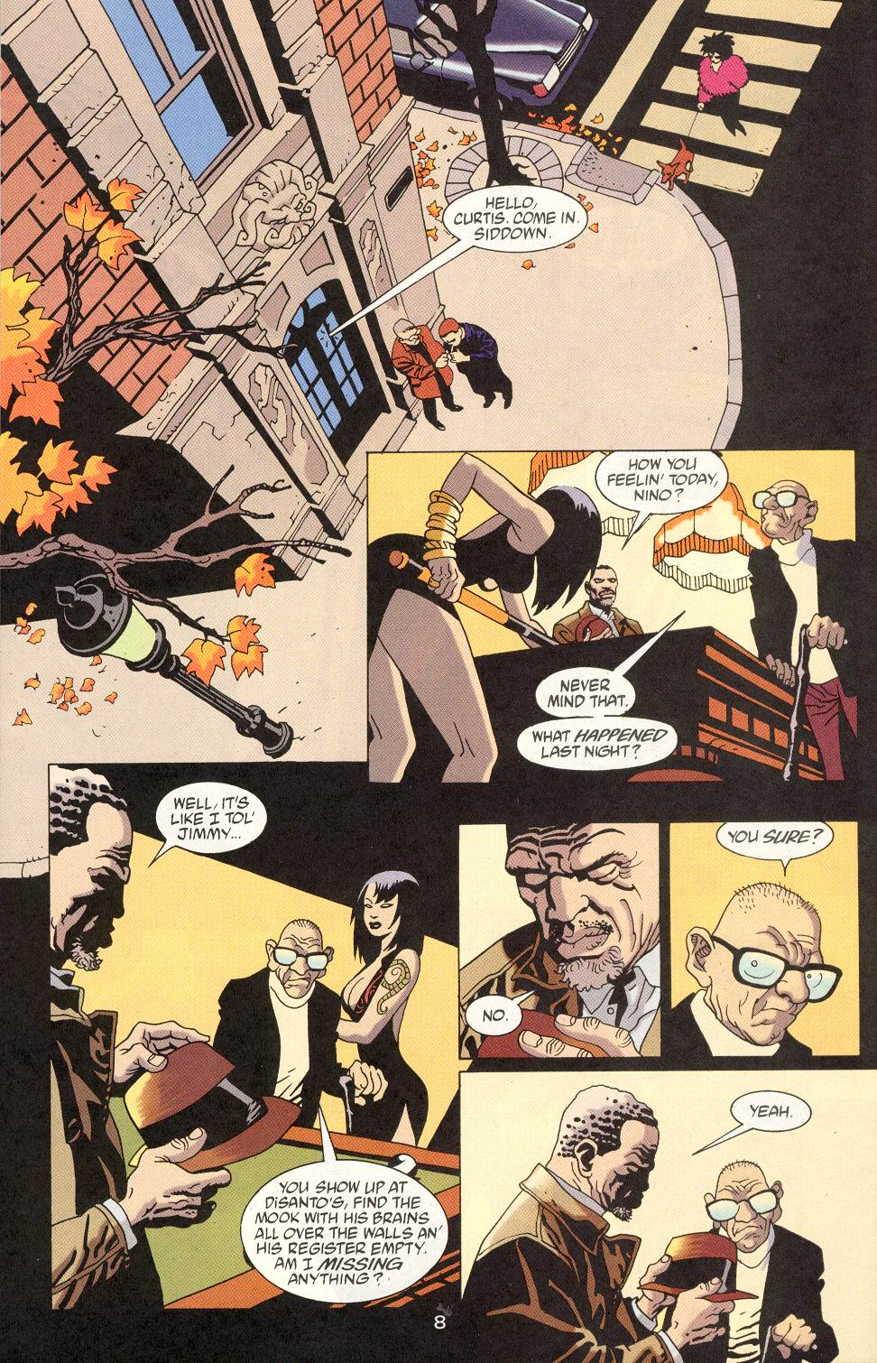 100 Bullets 17 Page 9