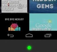 Scegliere i colori del LED per ogni notifica (Android)