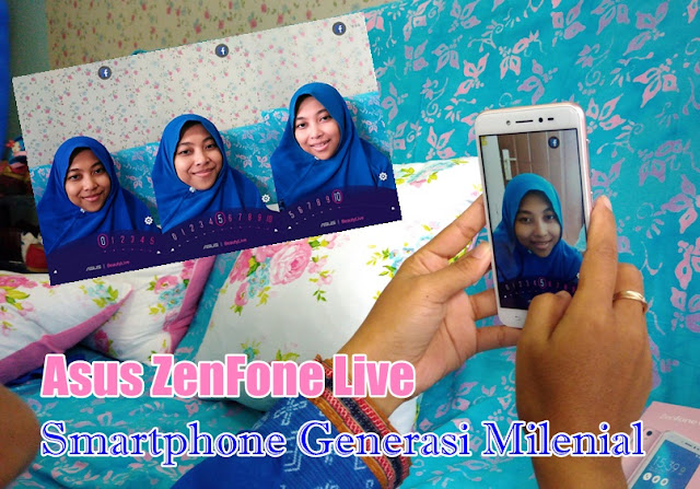 REVIEW ASUS ZENFONE LIVE
