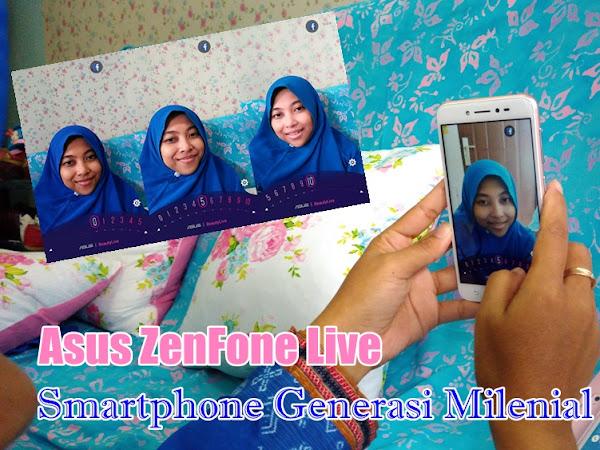 Asus ZenFone Live: Smartphone Generasi Milenial
