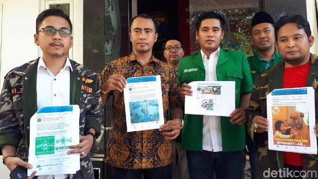 Siap-siap Diciduk, Admin Fanspage yang Pakai Nama NU Tapi Suka Fitnah Ulama dan Tokoh NU Dilaporkan ke Polisi oleh Ansor