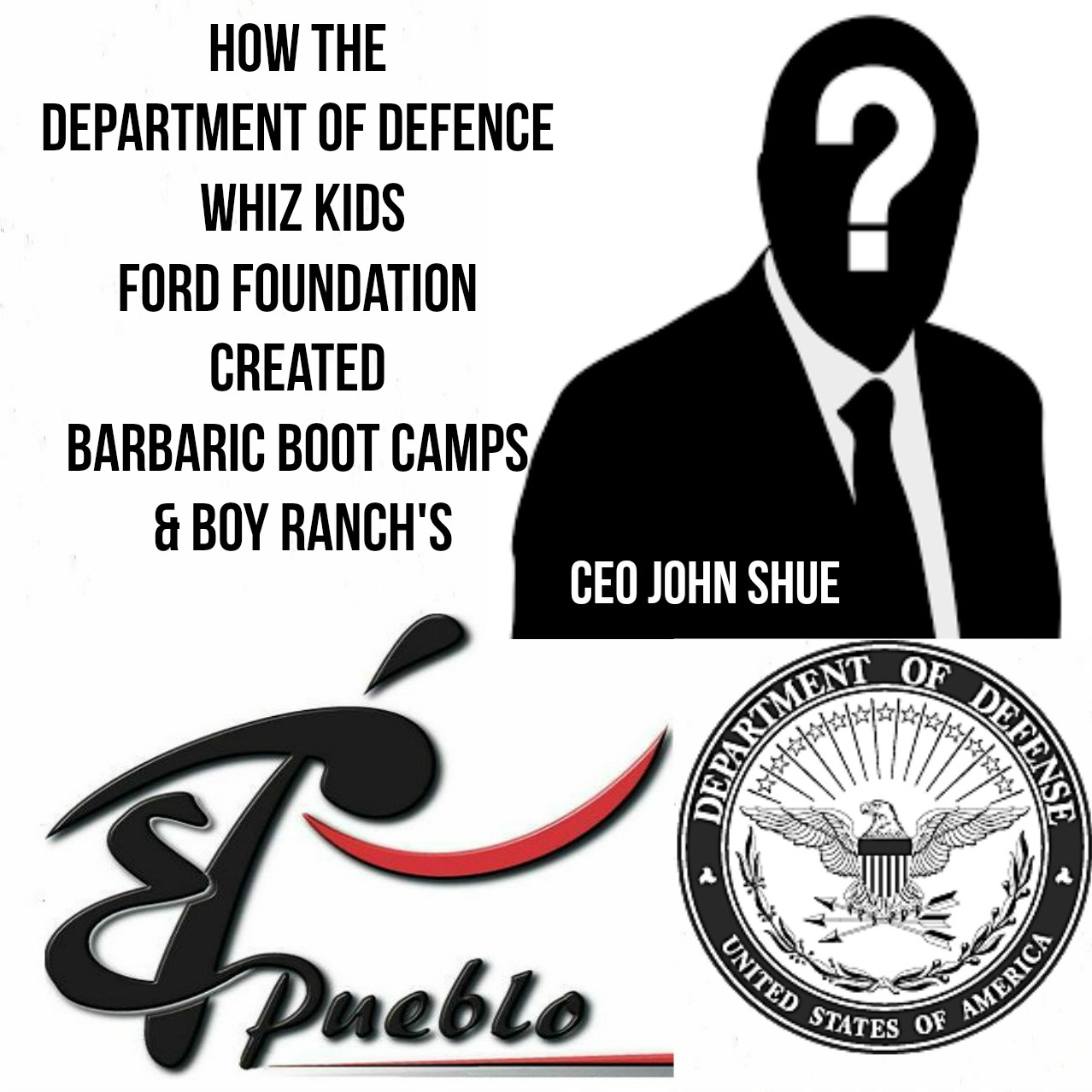 Kids4Cash Colorado: Timeline Of The #PedoGate Pueblo Boys
