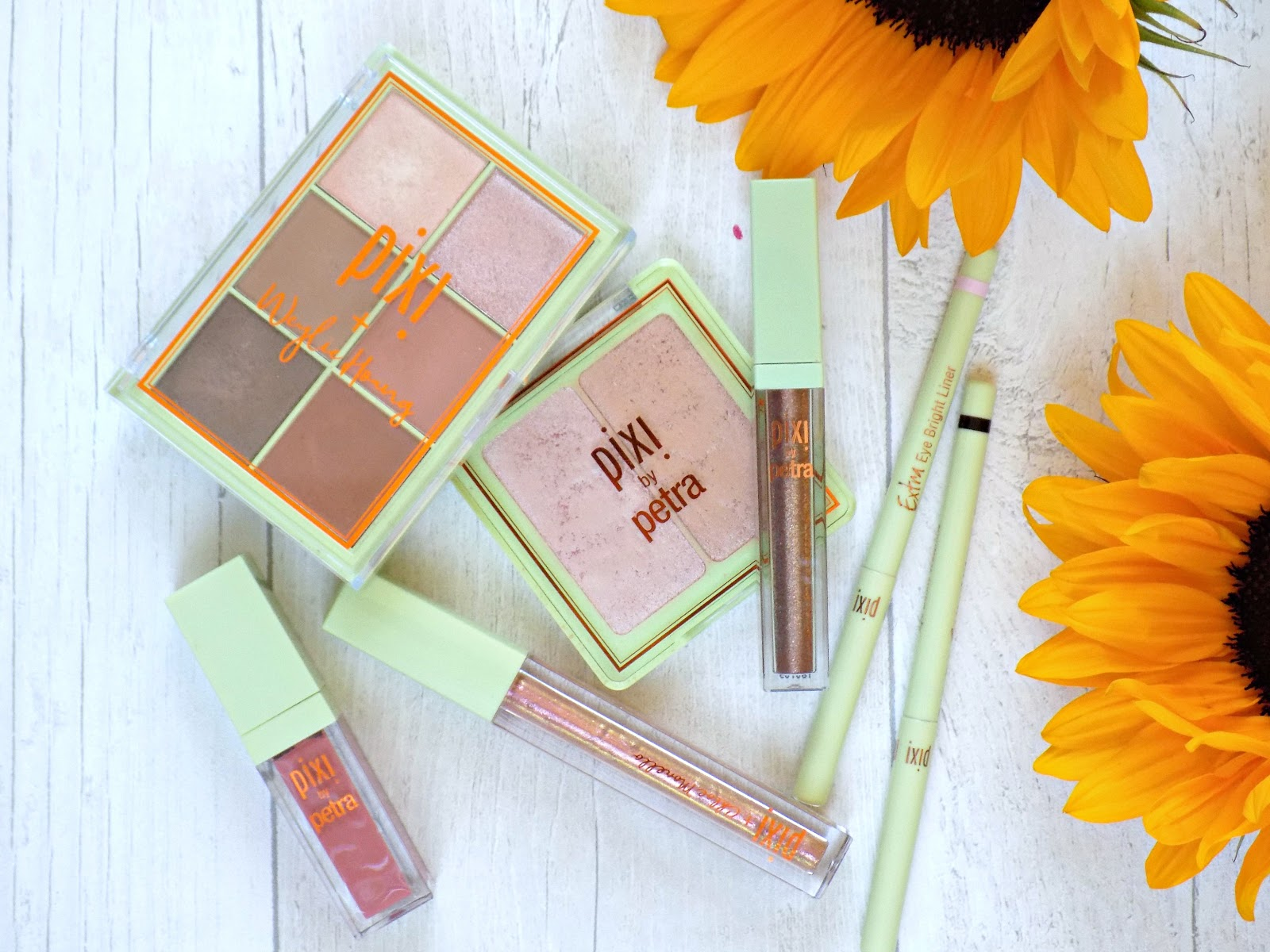 Pixi makeup products