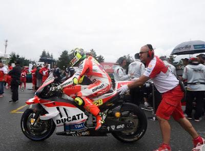 Stoner Lebih Berfungsi dengan Ducati Ketimbang Bersama Honda