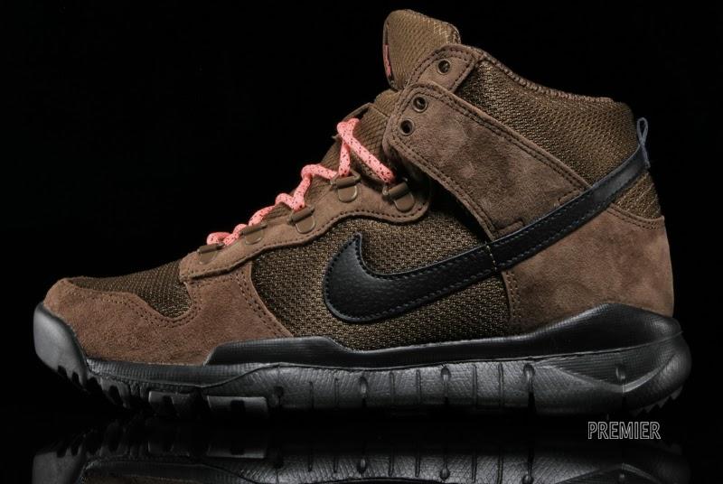 san francisco eaad7 cddc5 Nike SB Military Brown Dunk High OMS