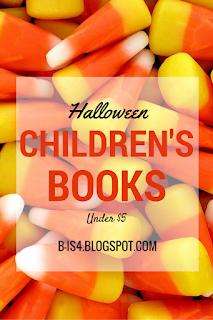 Halloween Children's Books Under $5